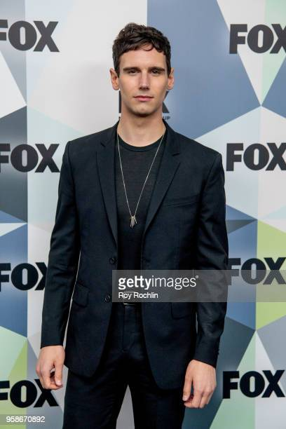 Cory Michael Smith attends the 2018 Fox Network Upfront at Wollman Rink, Central Park on May 14, 2018 in New York City.