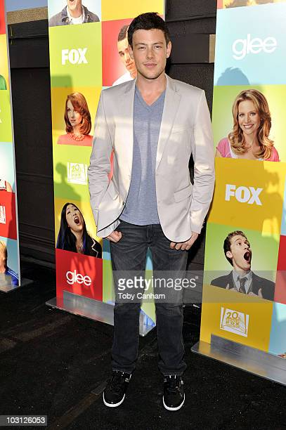 """Cory Montieth attends Fox's """"Glee"""" Academy event held at The Music Box Theatre on July 27, 2010 in Hollywood, California."""