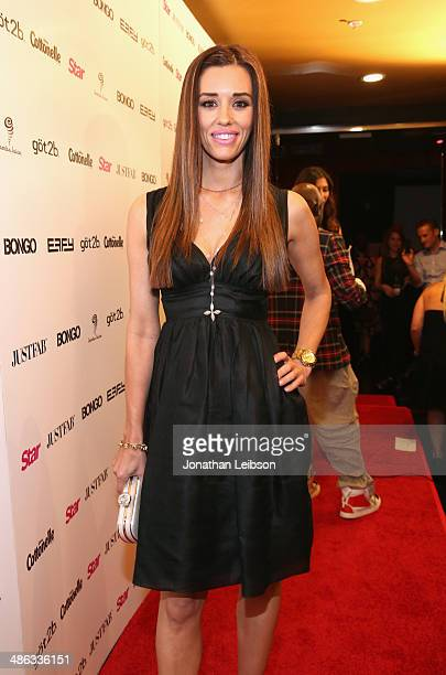Cory Oliver attends Star Magazine Hollywood Rocks 2014 at SupperClub Los Angeles on April 23 2014 in Los Angeles California