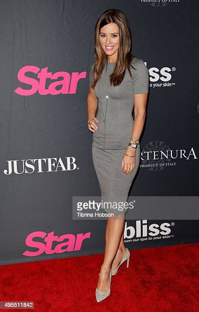 Cory Oliver attends Star Magazine's Scene Stealers party at W Hollywood on October 22 2015 in Hollywood California