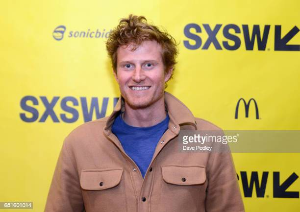 Cory Richards attends the Interactive Keynote during 2017 SXSW Conference and Festivals at Austin Convention Center on March 10 2017 in Austin Texas