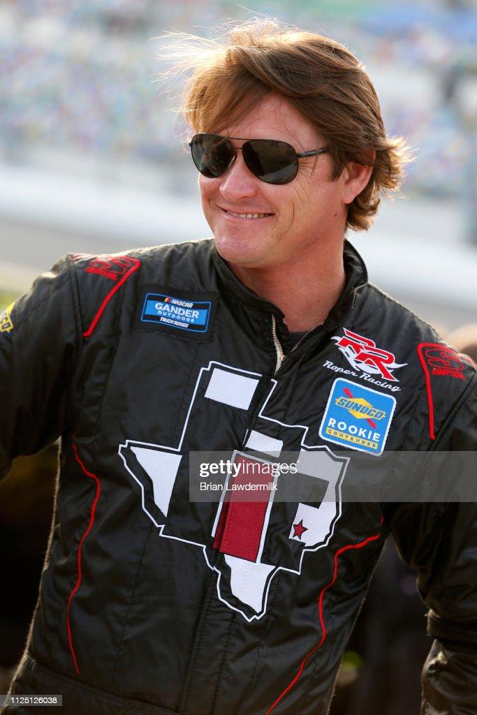 NASCAR Gander Outdoor Truck Series NextEra 250 - Qualifying : News Photo