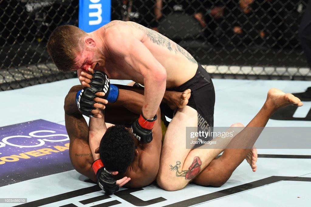 UFC Fight Night: Sandhagen v Alcantara : News Photo