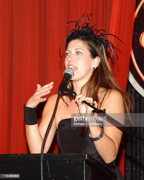 Cory Soto Freddy's wife during Memorial for Comedian Freddy Soto at The Comedy Store at The Comedy Store in West Hollywood California United States