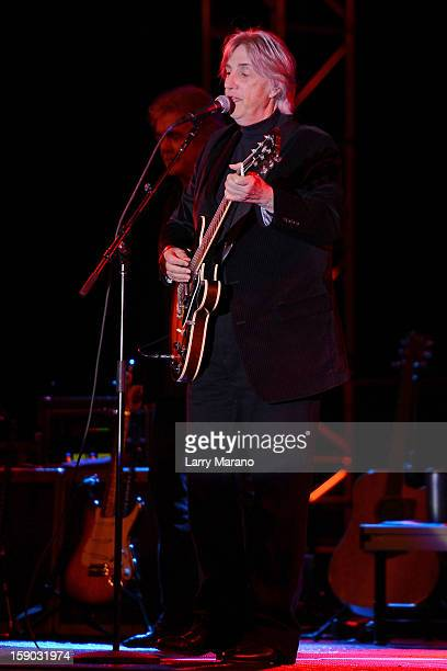 Cory Wells of Three Dog Night performs at Seminole Casino Coconut Creek on January 5, 2013 in Coconut Creek, Florida.