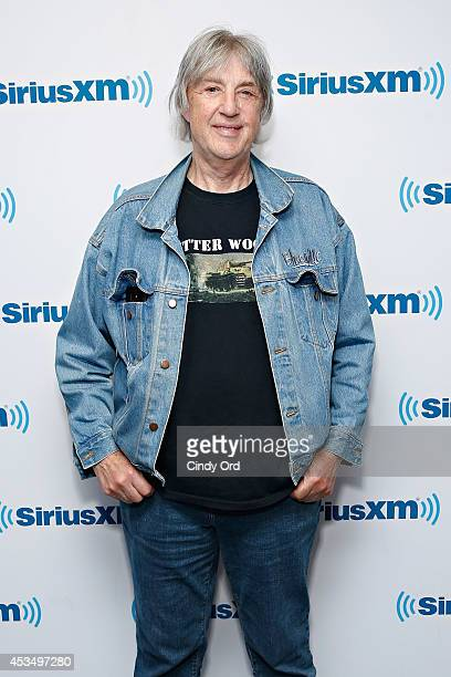 Cory Wells of Three Dog Night visits the SiriusXM Studios on August 11, 2014 in New York City.