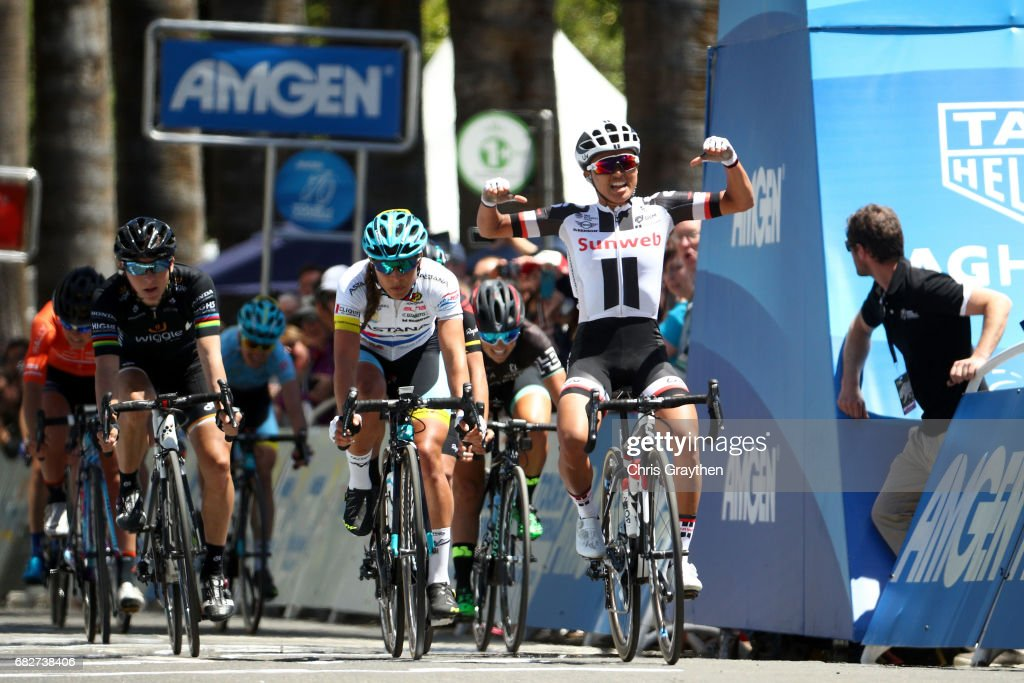 Amgen Breakaway From Heart Disease Women's Race Empowered by SRAM - Stage 3