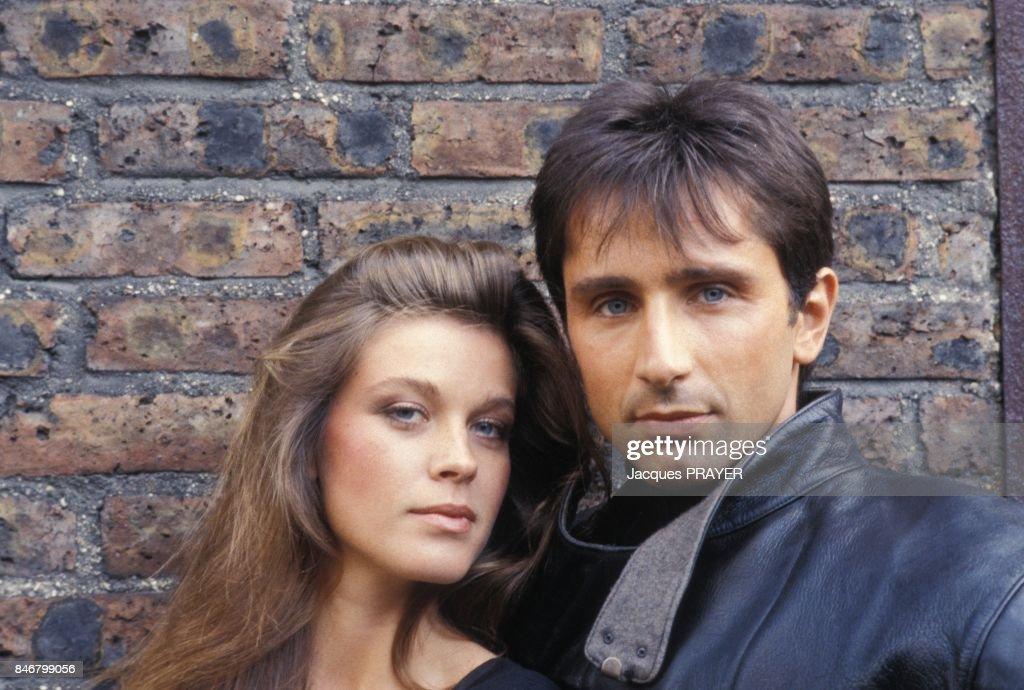 Thierry Lhermitte dans le film 'Un été d'enfer' en 1984 : ニュース写真