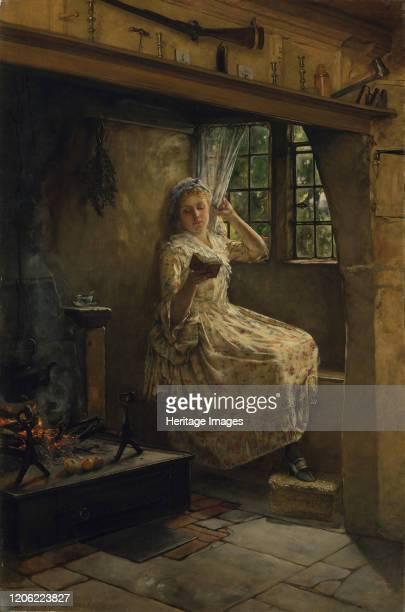 Cosey Corner, 1884. Artist Francis Davis Millet.