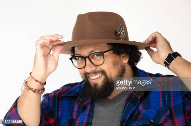 Co-showrunner for 'Gentefied', Marvin Lemus is photographed for Los Angeles Times on June 3, 2021 in Culver City, California. PUBLISHED IMAGE. CREDIT...