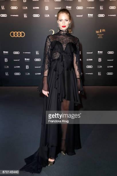 Cosima Auermann attends the 24th Opera Gala at Deutsche Oper Berlin on November 4 2017 in Berlin Germany