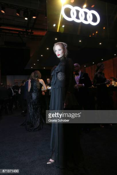 Cosima Auermann daughter of model Nadja Auermann during the aftershow party of the 24th Opera Gala benefit to Deutsche AidsStiftung at Deutsche Oper...