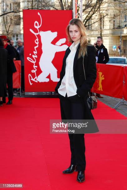 Cosima Auermann during the Peter Lindbergh Women Stories premiere during the 69th Berlinale International Film Festival Berlin at Haus Der Berliner...