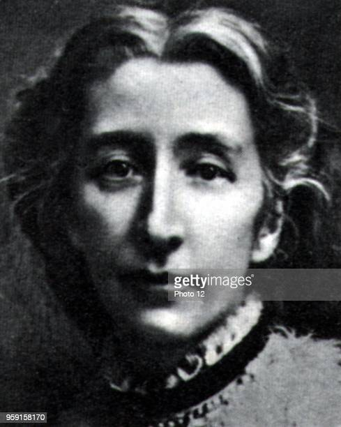 Cosima Wagner Daughter of Hungarian composer Franz Liszt