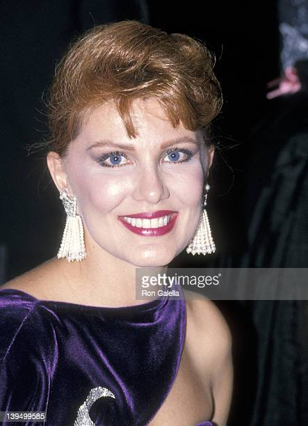 Cosmetic entrepreneur Georgette Mosbacher attends the Fifth Annual Rita Hayworth Gala to Benefit the Alzheimer's Association on October 11, 1989 at...