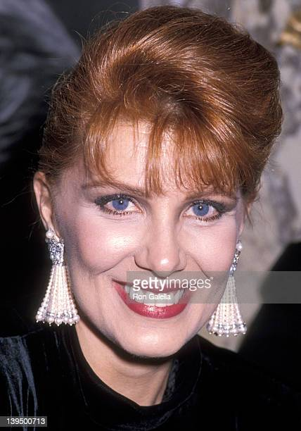 Cosmetic entrepreneur Georgette Mosbacher attends the Second Annual Gourmet Gala to Benefit the Greater New York March of Dimes Birth Defects...