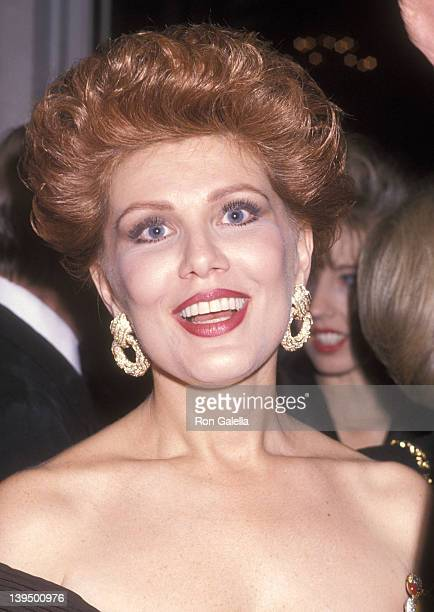 Cosmetic entrepreneur Georgette Mosbacher attends the Third Annual Gourmet Gala to Benefit the Greater New York March of Dimes Birth Defects...