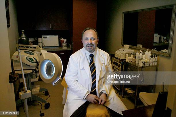 Cosmetic surgeon Peter Geldner MD says waxing can make women more selfconscious about their labia minora February 13 in Chicago Illinois