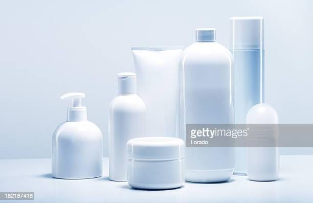 Bouteilles cosmétique