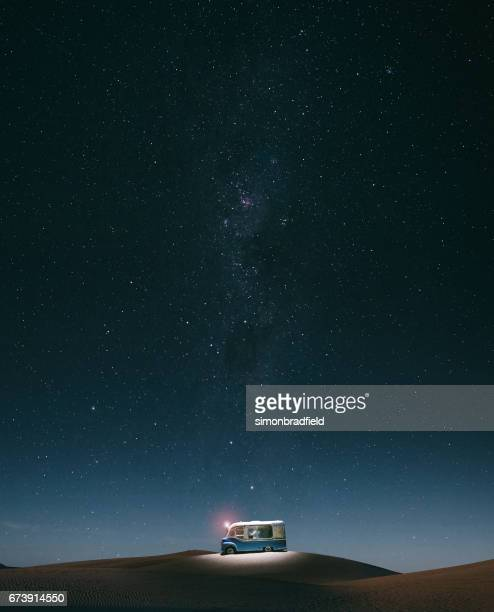 Cosmic Ice Cream Van Composite