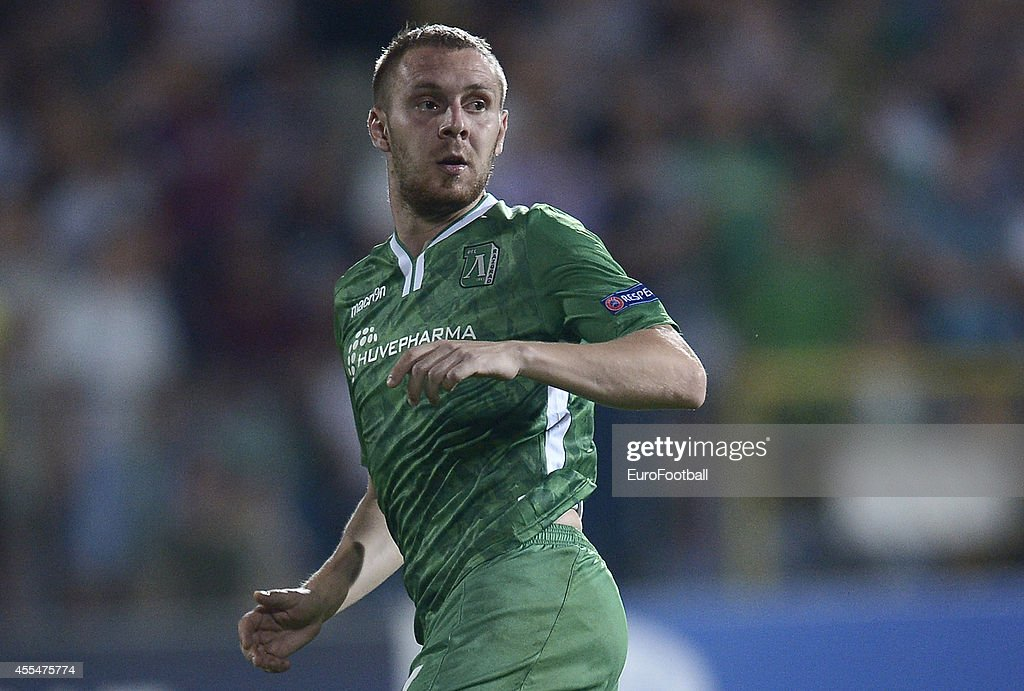 PFC Ludogorets Razgrad v FC Steaua Bucuresti - UEFA Champions League Qualifying Play-Offs Round: Second Leg