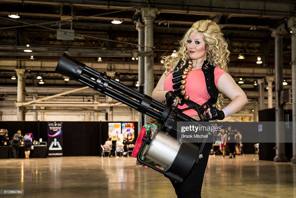 Cosplay Fans Attend GX Australia Queer Gaming Convention : News Photo