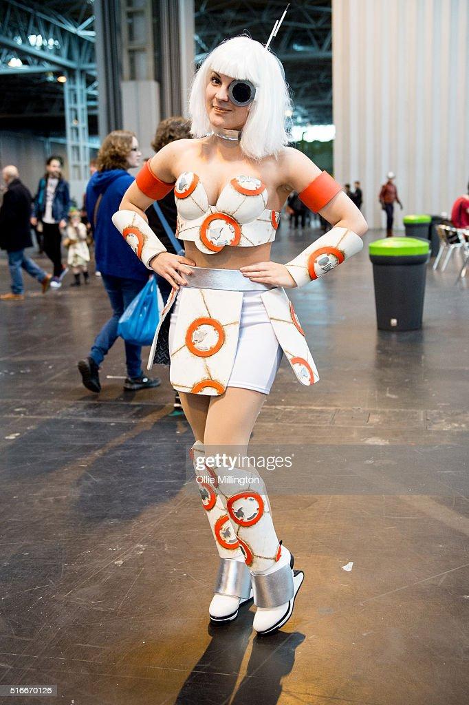 Birmingham Comic Con Day 2 : News Photo