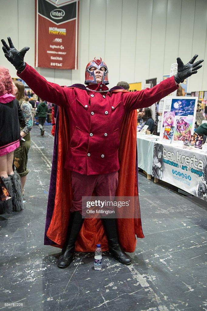 MCM London Comic Con : News Photo