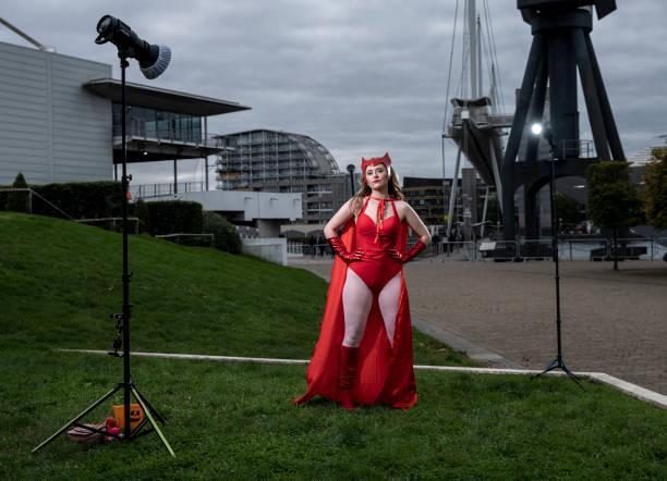 GBR: MCM Comic Con London 2021