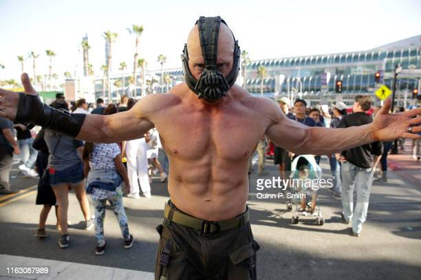 Cosplayer attends 2019 Comic-Con International on July 19, 2019 in San Diego, California.