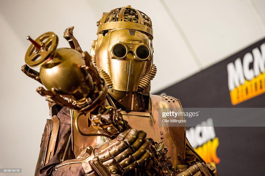 Comic Con - Birmingham : News Photo