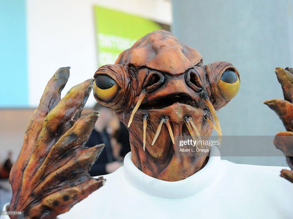 Disney's 2015 Star Wars Celebration : News Photo