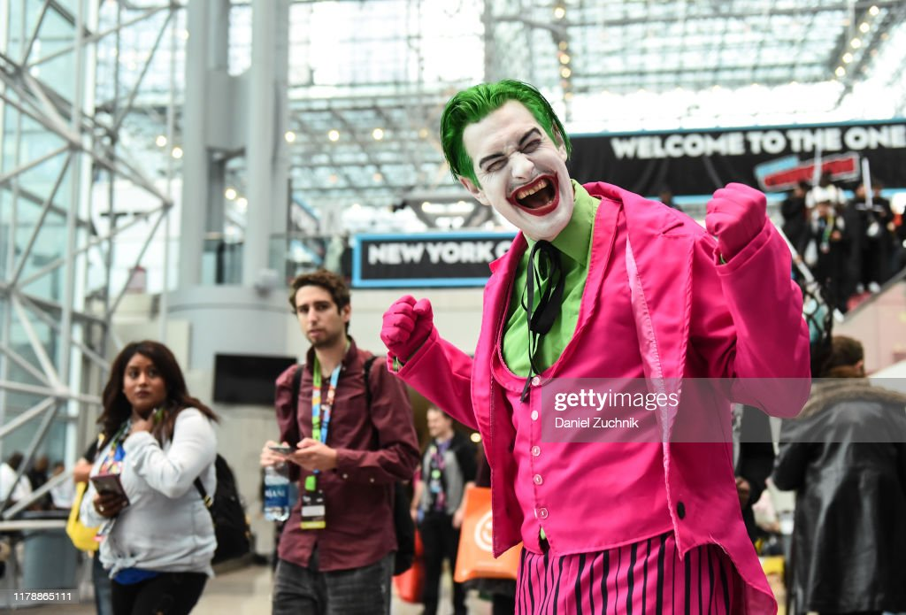 New York Comic Con - Day 1 : News Photo