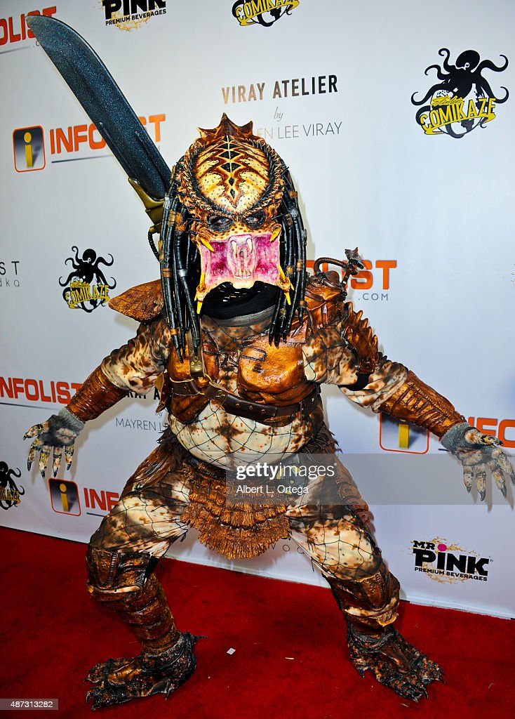 Pre LA Comic-Con Party Celebrating All Things Comic Book, Sci-Fi, Fantasy, And Cosplay : News Photo