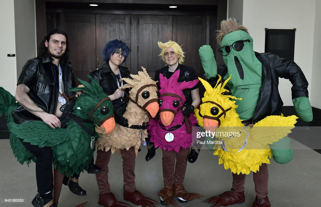 Cosplayers At The Anime Boston 2018 Convention At Hynes Convention News Photo Getty Images