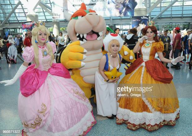 2 056 Anime Expo Photos And Premium High Res Pictures Getty Images