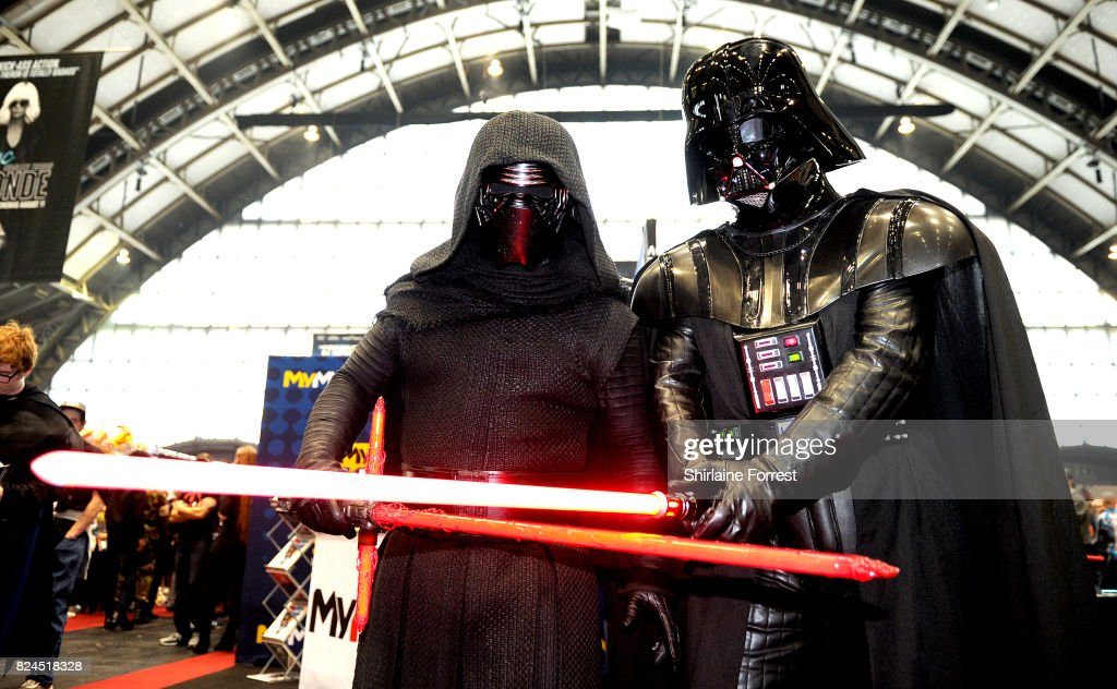 MCM Comic Con At Manchester Central : News Photo