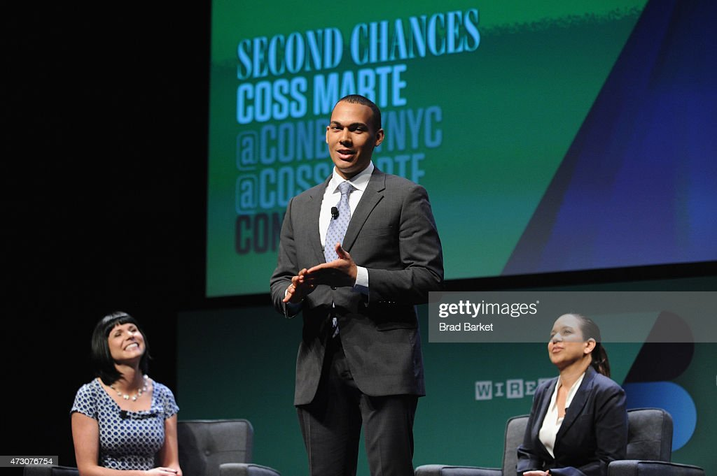 WIRED Business Conference 2015 : News Photo