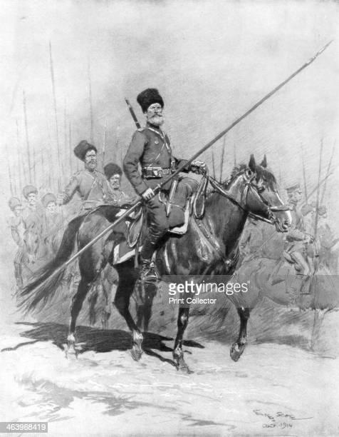 'Cossack Cavalry'