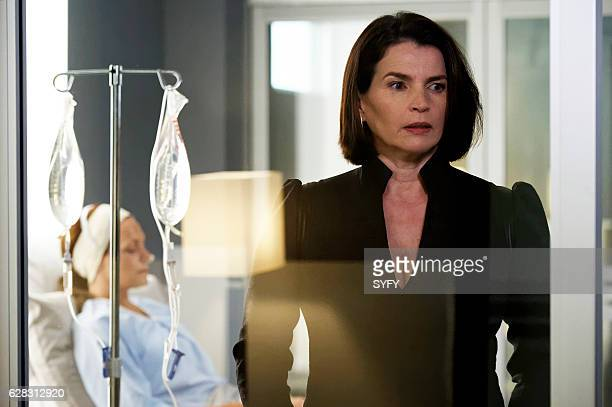 INCORPORATED Cost Containment Episode 104 Pictured Julia Ormond as Elizabeth Krauss