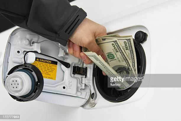 Kosten für Benzin
