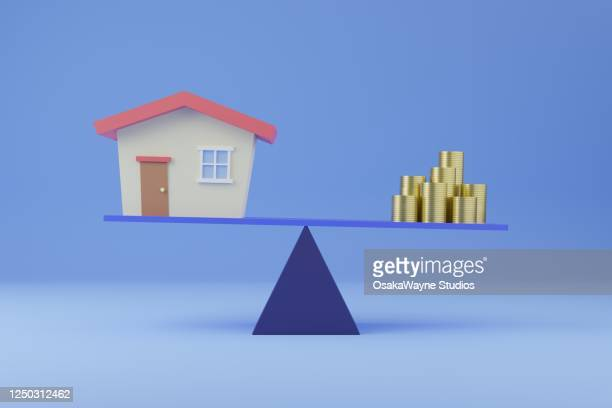 cost of housing - decisions stock pictures, royalty-free photos & images