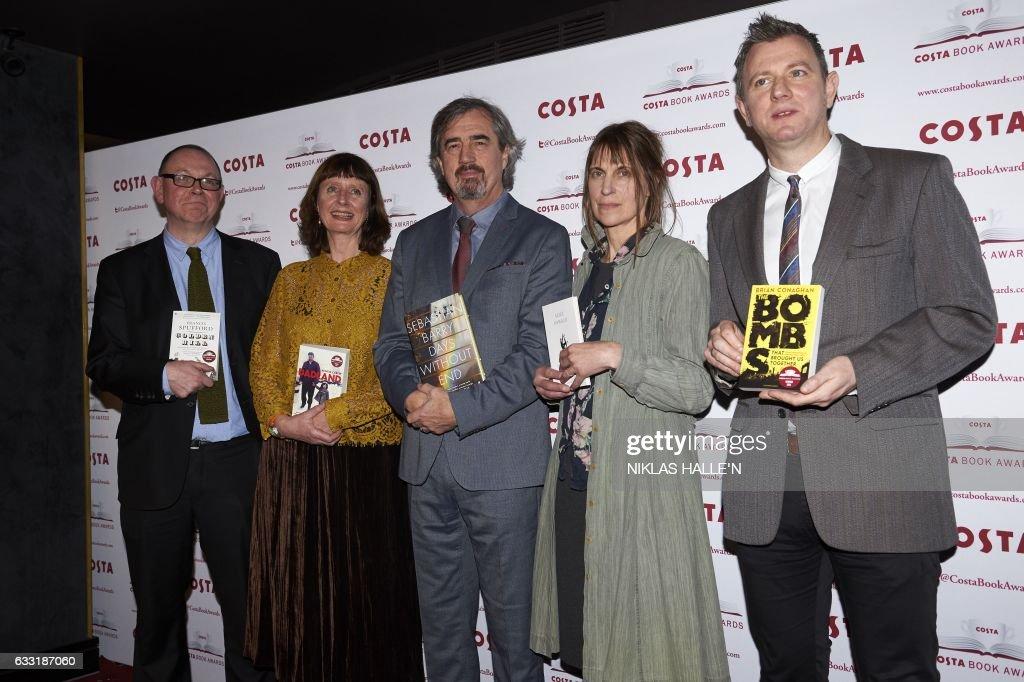 """Képtalálat a következőre: """"costa book awards 2017"""