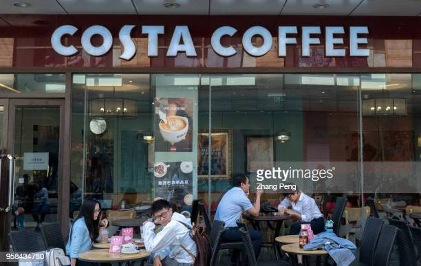 Costa coffee shop in a shopping mall Costa the world's second largest coffee chain has over 2400 stores in the United Kingdom450 stores spread across...