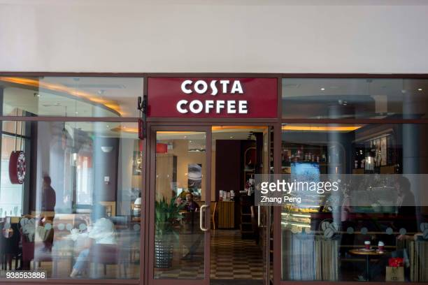 Costa coffee shop in Tianjin Florentia Village The British coffee brand COSTA recently announced that its remaining 49% stake in a Chinese joint...