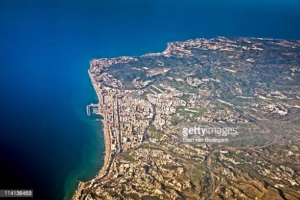 costa del sol - fuengirola stock photos and pictures