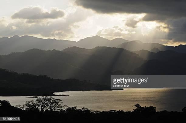 Evening light at Lake Arenal