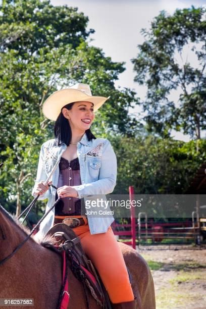 Costa Rica, Horseback Riding, Sarapiqui