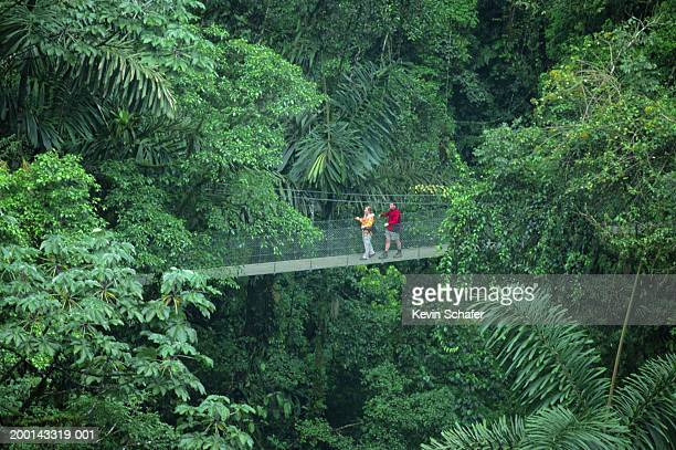 Costa Rica, La Fortuna, Arenal Hanging Bridges
