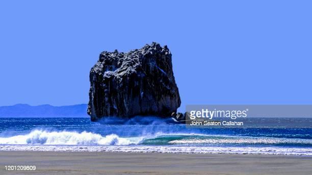 costa rica, playa naranjo - parque nacional de santa rosa fotografías e imágenes de stock